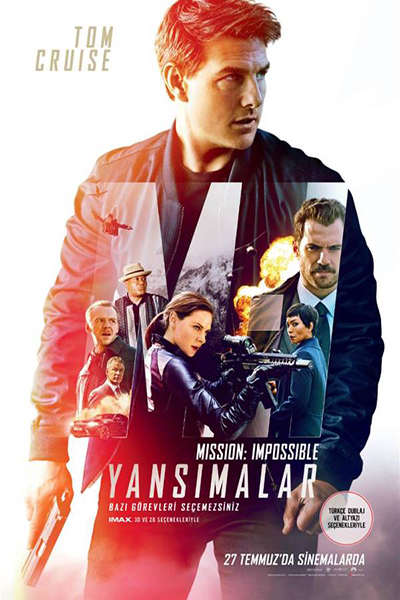 Mission Impossible: Yansımalar (2018)